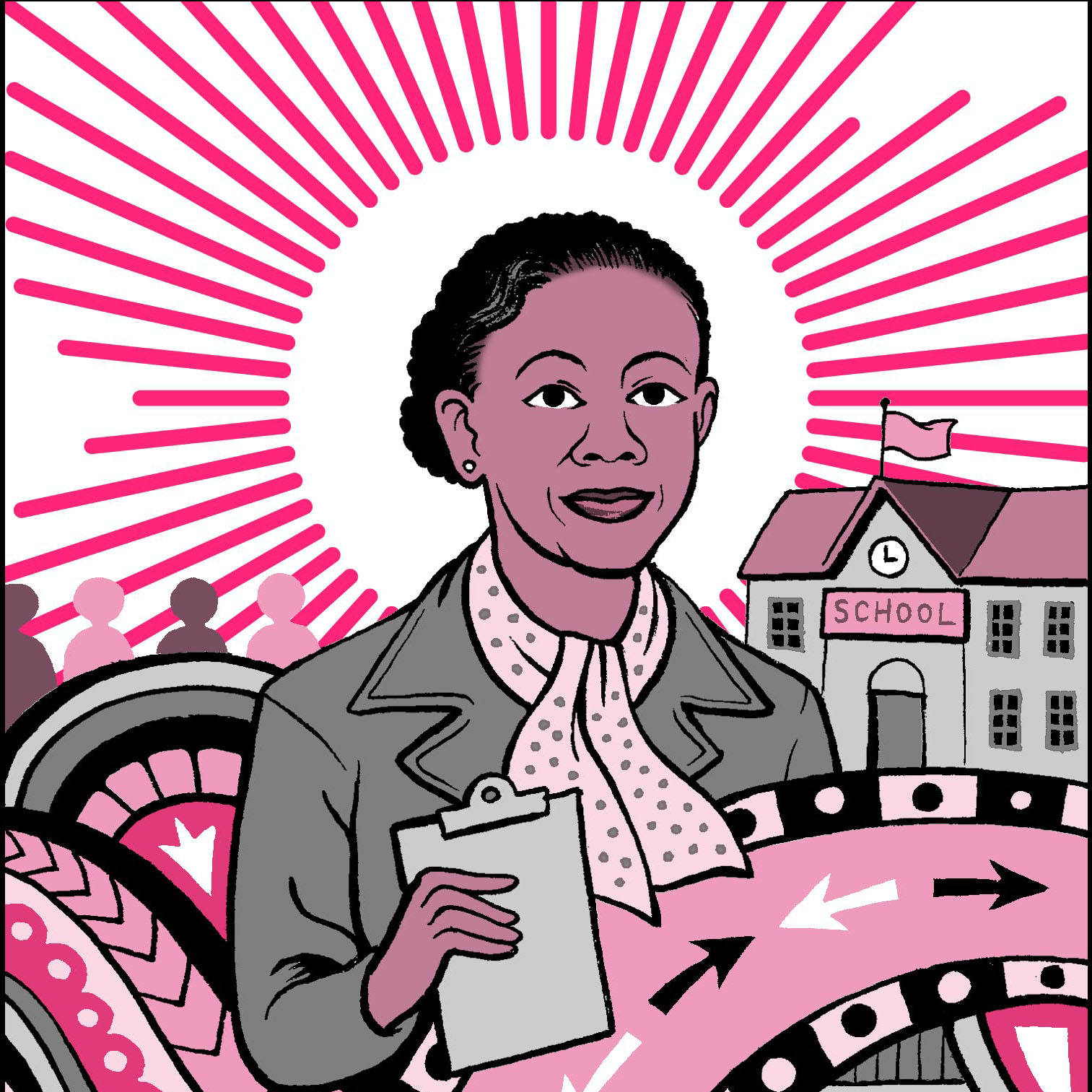 Meet Mamie Phipps Clark, the social psychologist who helped outlaw segregated schools